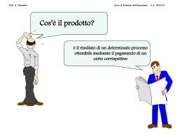 matrice_prodotto - Università degli Studi di Roma Tor Vergata