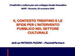 slides - Trentino Cultura