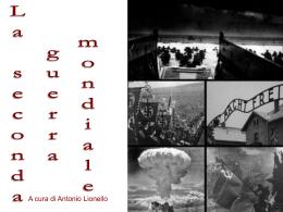 secondaguerramondiale - Pagine di filosofia e storia