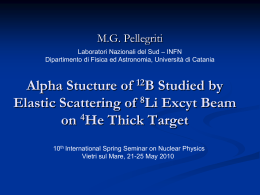 12 B - 10th International Spring Seminar on Nuclear Physics