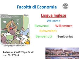 Use of English - I blog di Unica