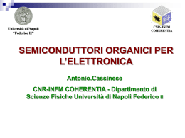 Semiconduttoriorganici_Cassinese