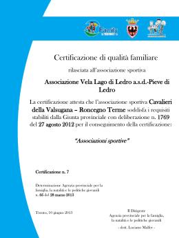 Associazione Vela Lago di Ledro asd-Pieve di