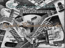catalogo della mostra su escher a treviso