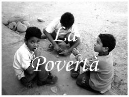 La Povertà
