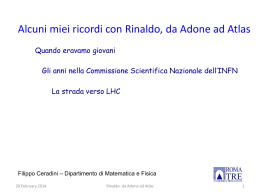 Slide 1 - Indico