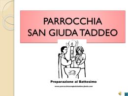 - Parrocchia S. Giuda Taddeo Apostolo Equipe