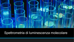 Fluorescenza - I blog di Unica