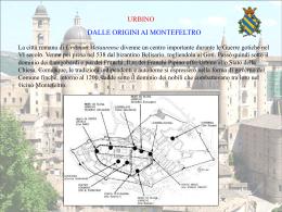 Ricerca Urbino