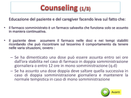 Counseling (1/3)