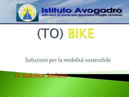 (TO) BIKE - Sicurezza stradale