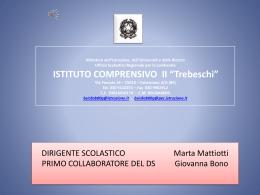 TEMPI SCUOLA - Istituto Comprensivo Desenzano 2