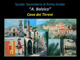 """Progetto Pittura - Scuola Secondaria di I grado """"A. Balzico"""""""