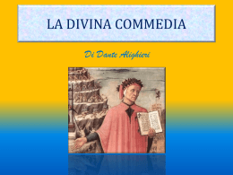 LA DIVINA COMMEDIA - Over-blog