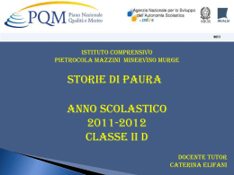 Power Point - Istituto Comprensivo Minervino Murge