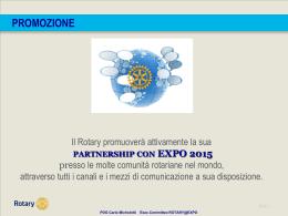 Carlo Michelotti - Rotary distretto 2072