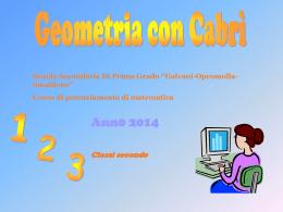 Diapositiva 1 - Scuola Secondaria di I grado `Galvani