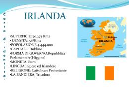 Irlanda (PPTX - Ilaria E.