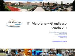 Itismajo Scuola 2.0 - Vai a ITI Majorana