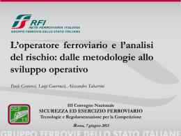 dalle metodologie allo sviluppo operativo - Dits-roma