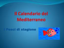 Il Calendario del Mediterraneo