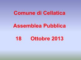 Assemblea pubblica 18 ottobre 2013