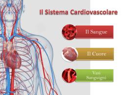 presentazione sul sistema cardiovascolare