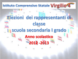 Eletti al Parlamento 2013 in formato Power Point