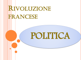 Aspetti politici power point
