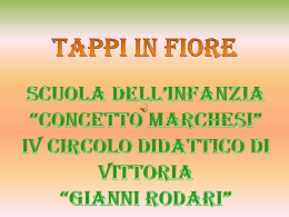 TAPPI in FIORE - WordPress.com