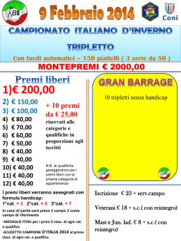 montepremi - Il Botto TAV