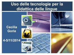 Pedagogy 2.0 - DigTechItalia
