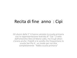 Cipì - scuolamafalda.it