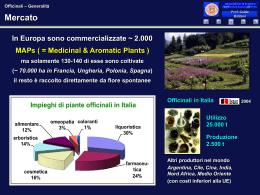 Officinali in Italia