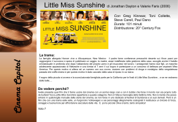 capitol – little miss sunshine