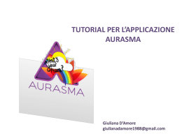 Aurasma * a new way to see and interact with the world