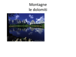 montagne - WordPress.com