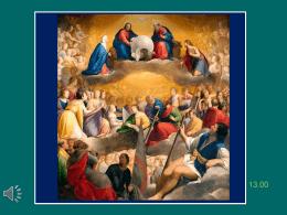 La festa della santità