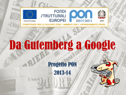 Prima Pagina - WordPress.com