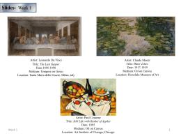 File - Ms. Davis` Art Class