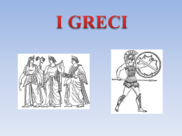 I GRECI - WordPress.com