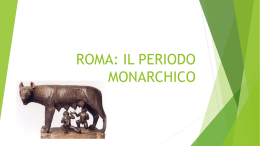 roma monarchica