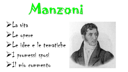 Manzoni - WordPress.com