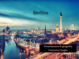 Berlino - WordPress.com