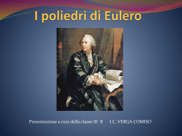 Presentazione su Eulero 3B