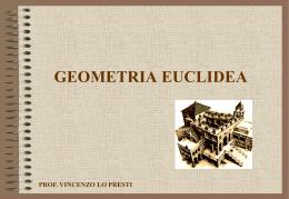 Geometria Euclidea (Presentazione Powerpoint)