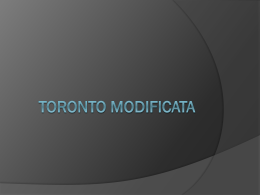 Toronto modificata (circa 7 MB)