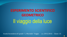 esperimento scientifico 2