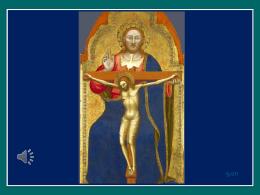 la trinità - Mater Ecclesiae