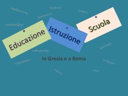 Versione PowerPoint - Zanichelli online per la scuola